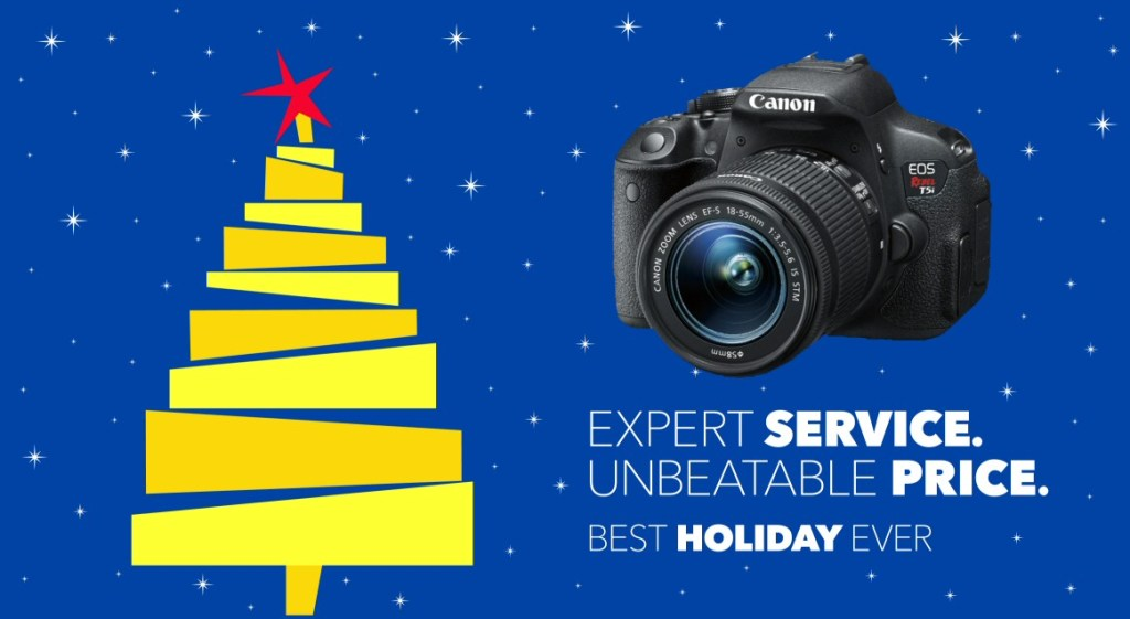 Canon EOS Rebel T5i at Best Buy
