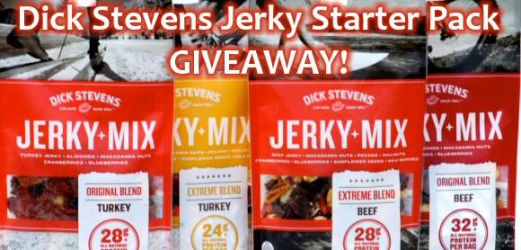 Dick Stevens Starter Pack Giveaway