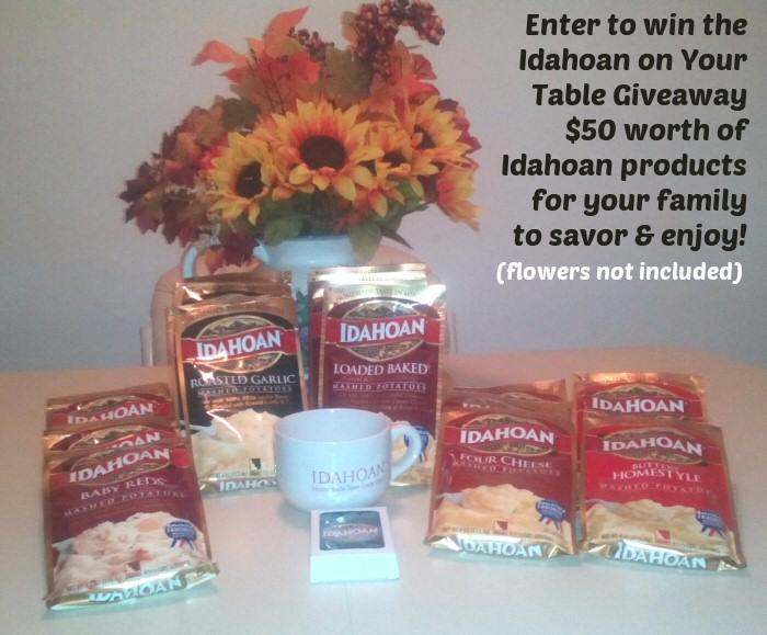 idahoan prize package