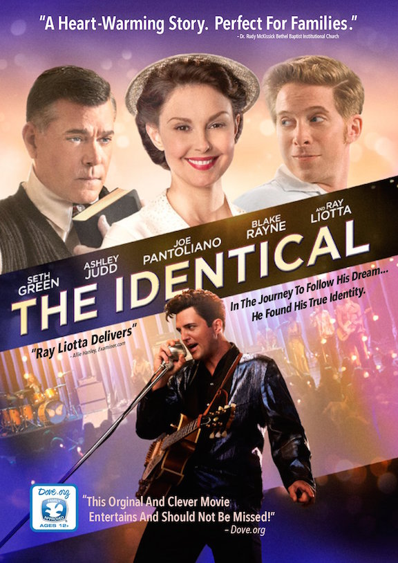 Review and Giveaway - The Identical
