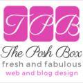 The Posh Box Web and Blog Design Studio