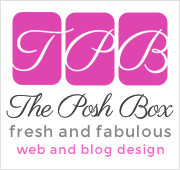 The Posh Box Web and Blog Design Studio