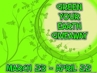 Green Your Earth Giveaway