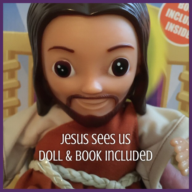 Jesus Sees Us Review - Life in a House of Testosterone