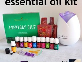 March Premium Essential Oil Starter Kit
