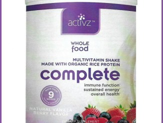 Activz Complete Review - Life in a House of Testosterone