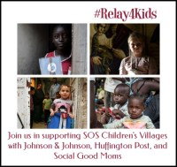 #Relay4Kids – Making a Difference and Helping Children in Crisis