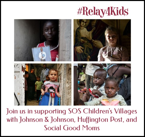 Relay4Kids - Support SOS Children's Villages