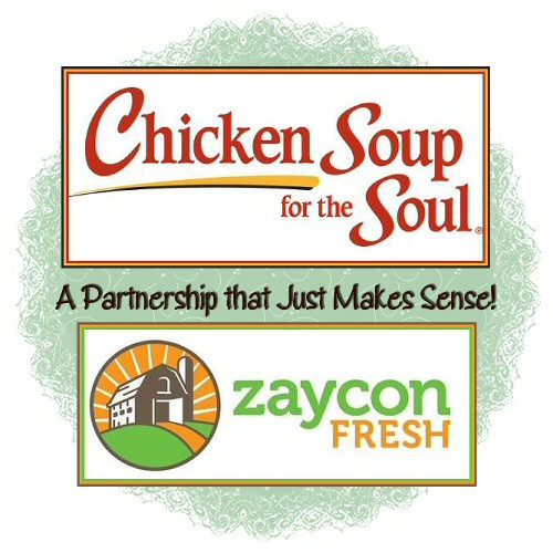 chicken soup for the soul and zaycon fresh