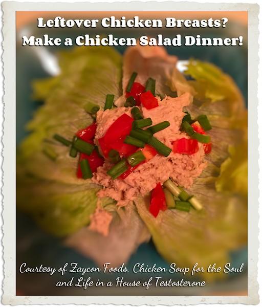 Unbroken Memories, Families, and Mom's Chicken Salad
