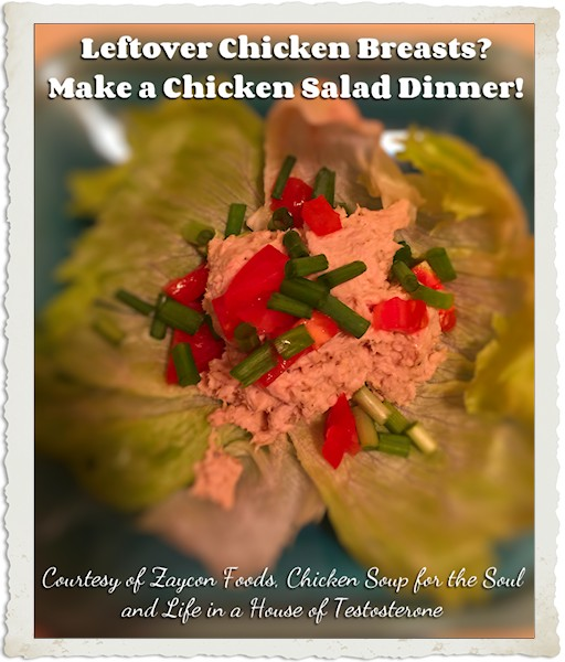 Mom's Chicken Salad Recipe