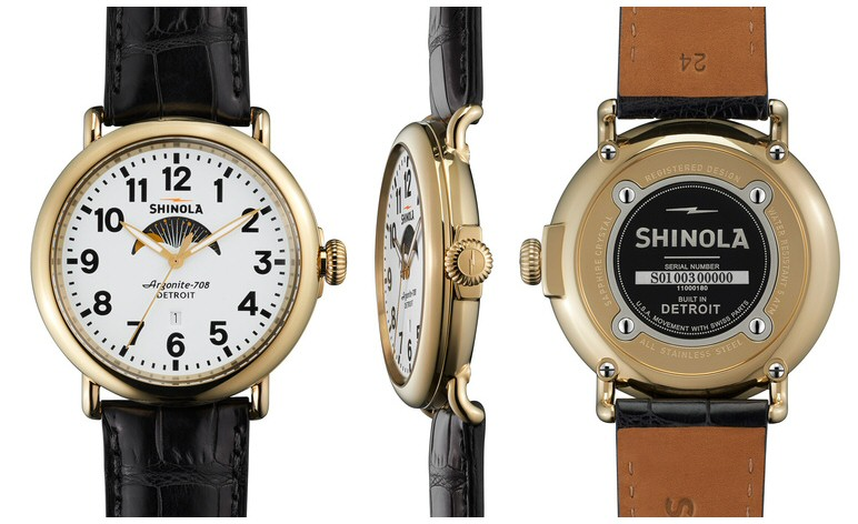 Shinola Mens Watches - Perfect Gift Ideas for the Men in Your Life
