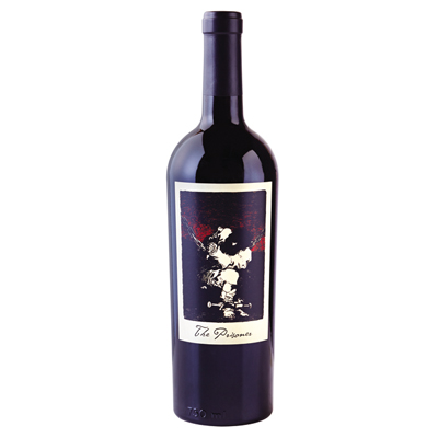 Red Wine, 2013. The Prisoner - Wine of the Month Club - $35.00