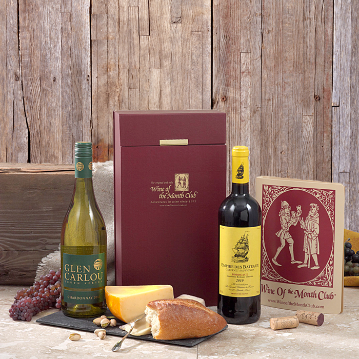 Limited Series Gift Membership - Wine of the Month Club - $232.00