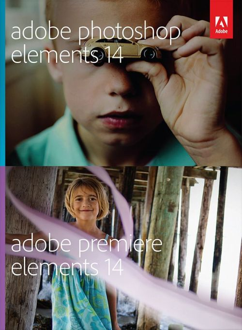 Adobe Photoshop Elements 14 & Premiere Elements 14 Available at Best Buy