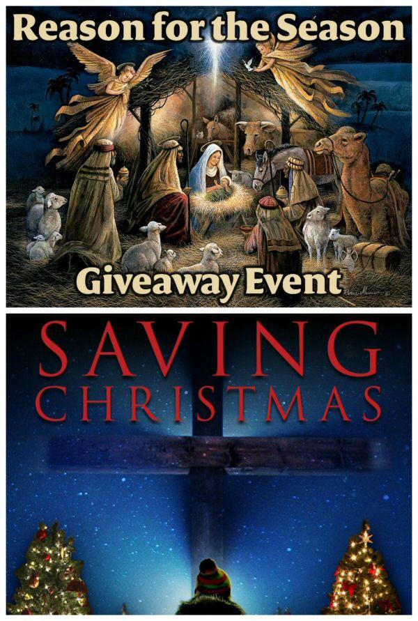 Reason for the Season Giveaway - Saving Christmas