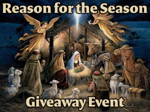 Reason for the Season Giveaway Event Coming Soon