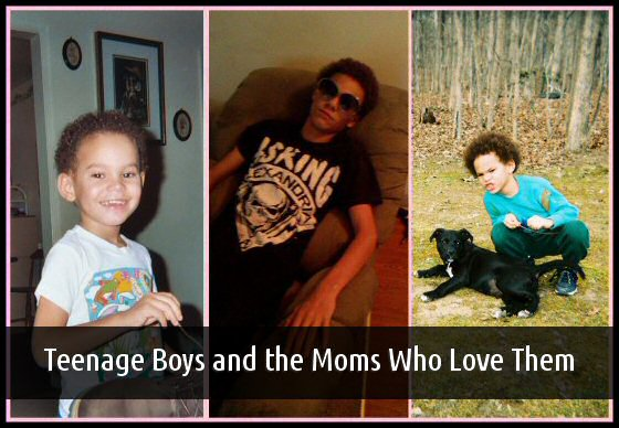 07 - teenage boys and the moms who love them