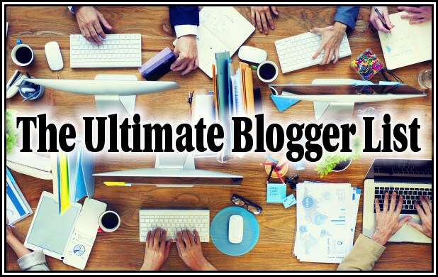 h03 - the ultimate blogger list