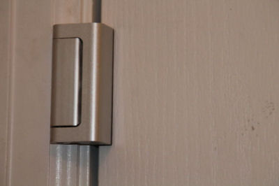 Childproof locks on your cabinets keep little ones safe