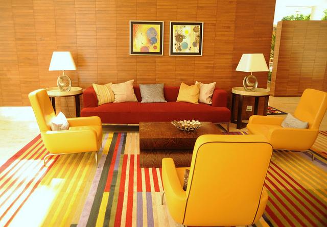 lounge room art