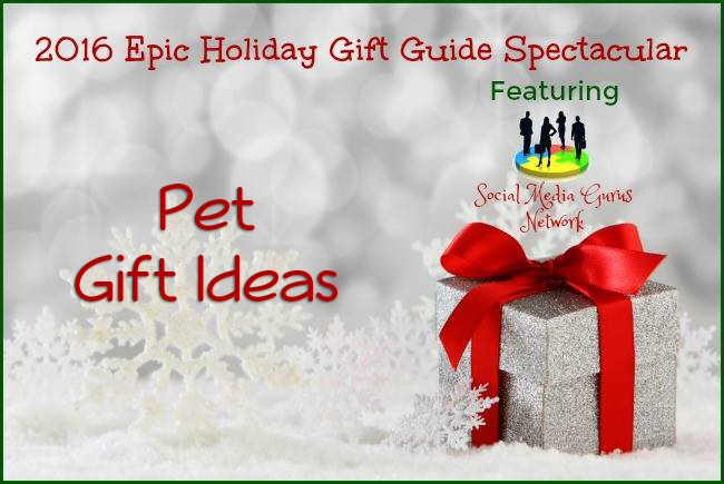 2016 #SMGN Holidays – Pet Gift Ideas