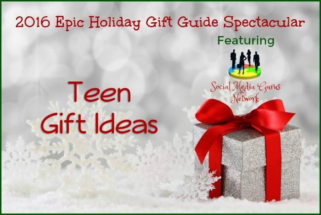 2016 #SMGN Holidays – Teen Gift Ideas