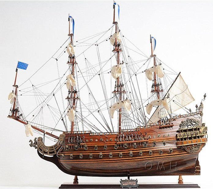 Starting Your Own Tall Ship Models Collection