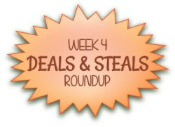 Week 4 Deals and Steals Roundup 2017