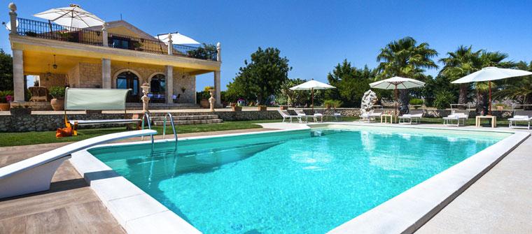Sicily Villa with Pool