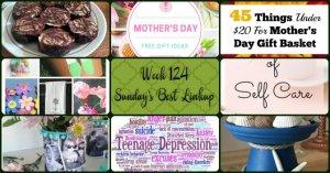 Week 124 Sunday's Best Linkup