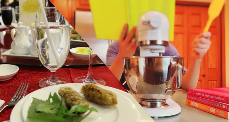 The True Cost of Eating Out Instead of Cooking at Home