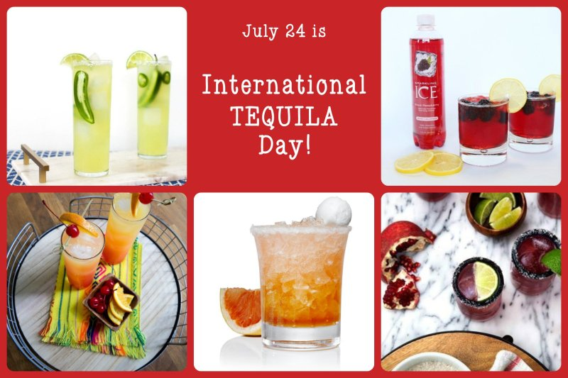 Celebrate International Tequila Day July 24