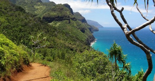 "The ""Garden"" Island of Kauai Is An Outdoor Lover's Dream"