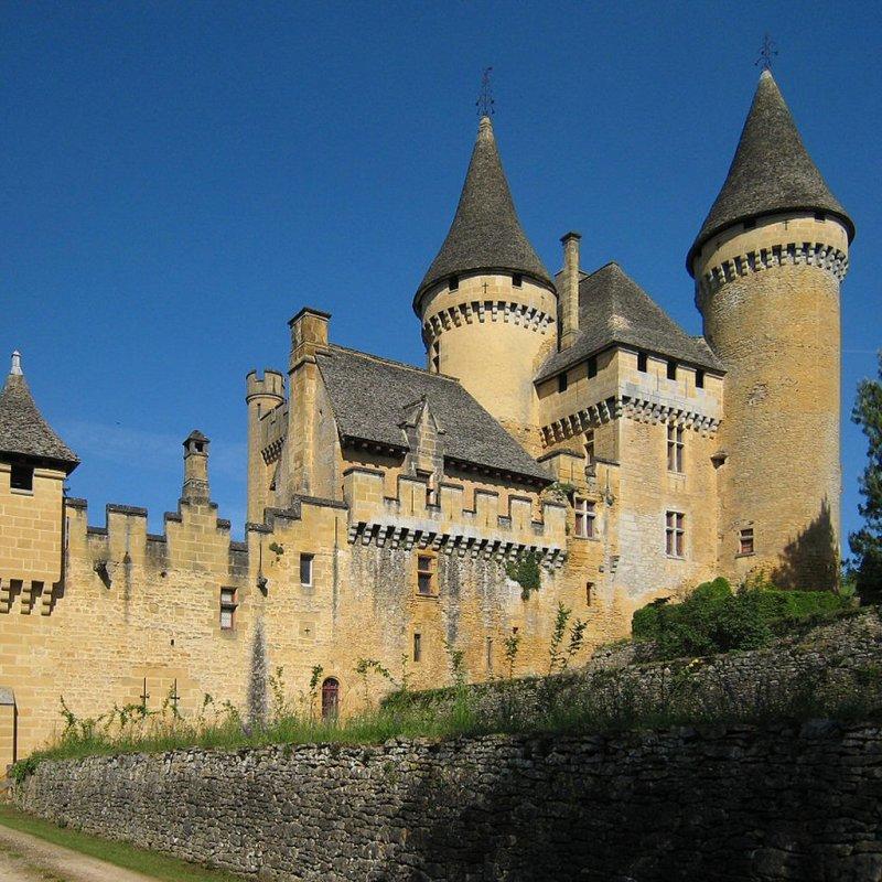 Dordogne castles