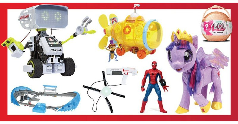 Black Friday 2017 – Target Toy List