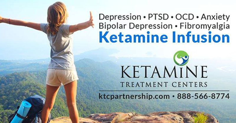 How Ketamine is Being Used as a Cutting-Edge Treatment for Depression and PTSD