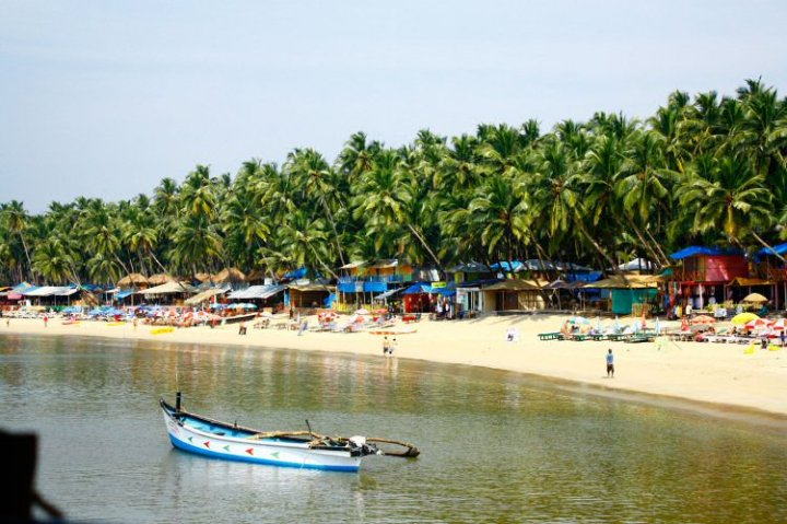Palolem - Goa, India -- Top 8 Family Vacation Destinations