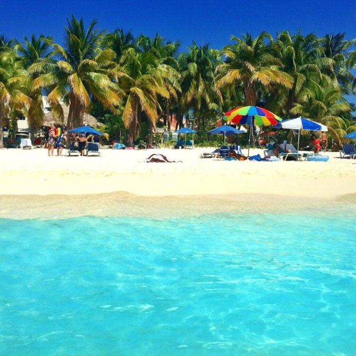 Playa Norte - Isla Mujeres, Mexico -- Top 8 Family Vacation Destinations