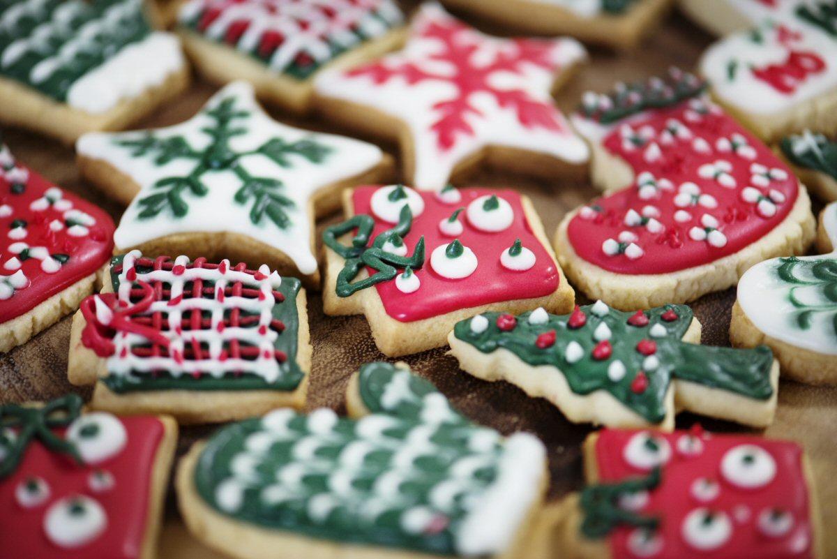 Easy Christmas Gift Shopping The Edible Edition - Cookies