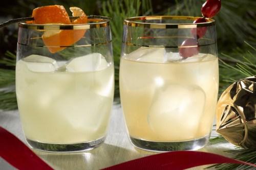 Haikara Sake Holiday Cocktails