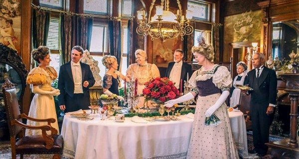 The Secret Life of a Victorian House at Maymont