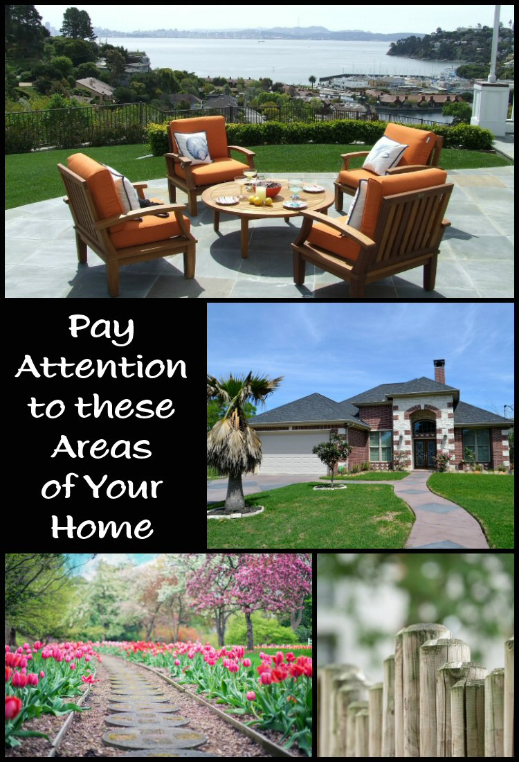 Don't Desert These Areas of Your Home