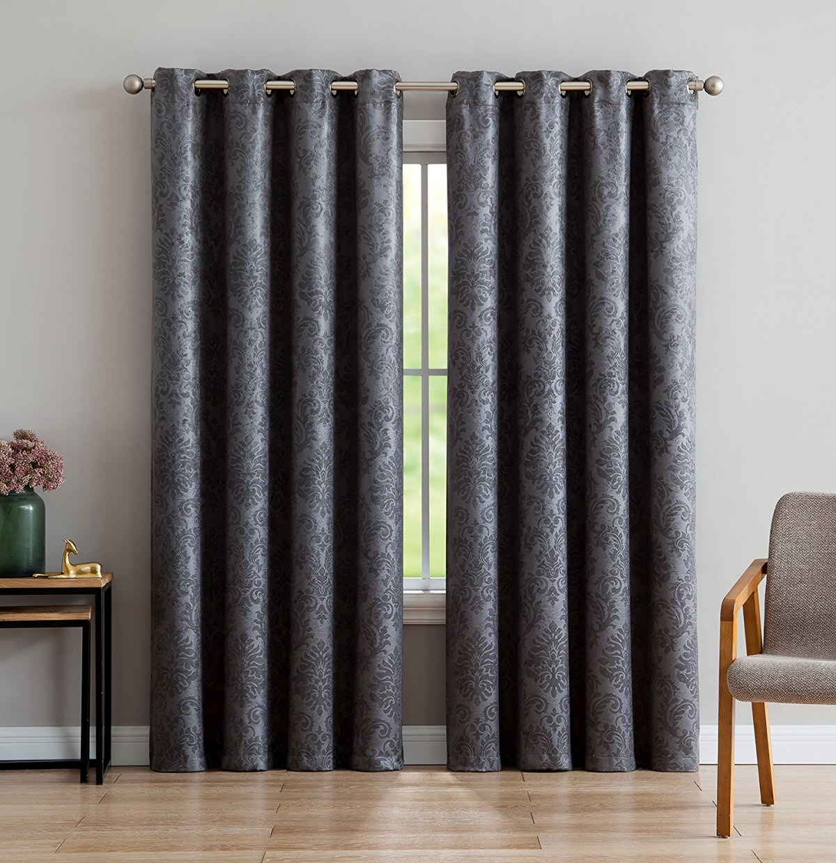Spare Bedroom - Make It Glam For Guests - Blackout Curtains