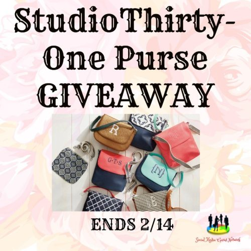Studio Thirty-One Purse Giveaway from SMGN