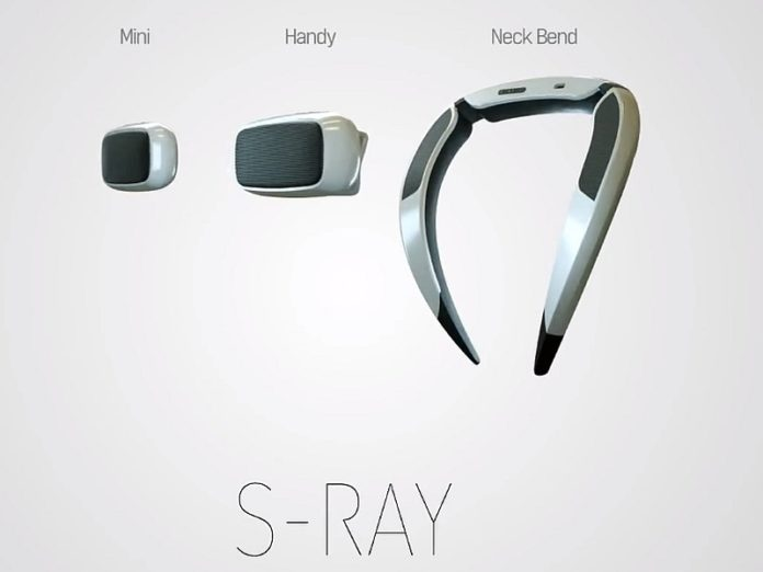 samsung s-ray
