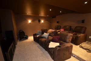 basement transformation ideas