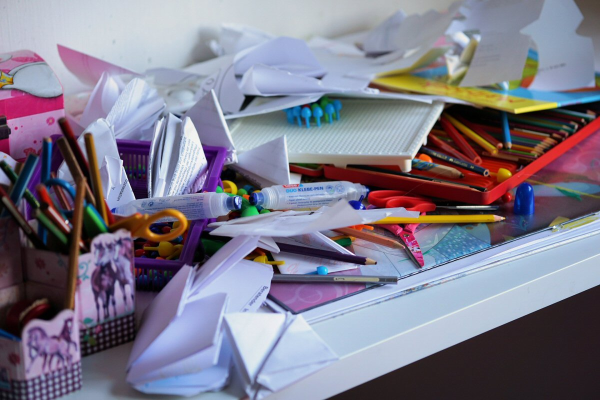 Clear Out the Clutter - How To Give Your Home a New Lease on Life