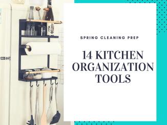 14 kitchen organizational tools
