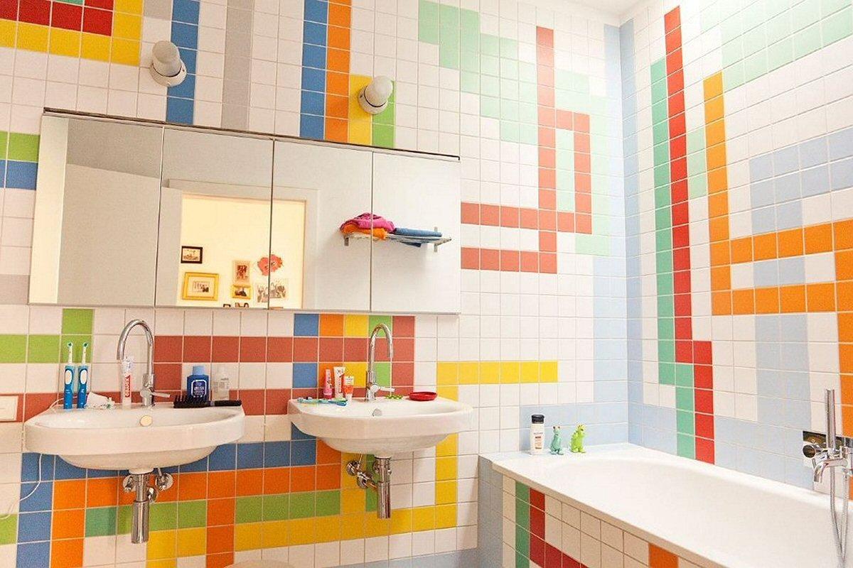 Family Friendly Furnishings - Fun Bath for Kids